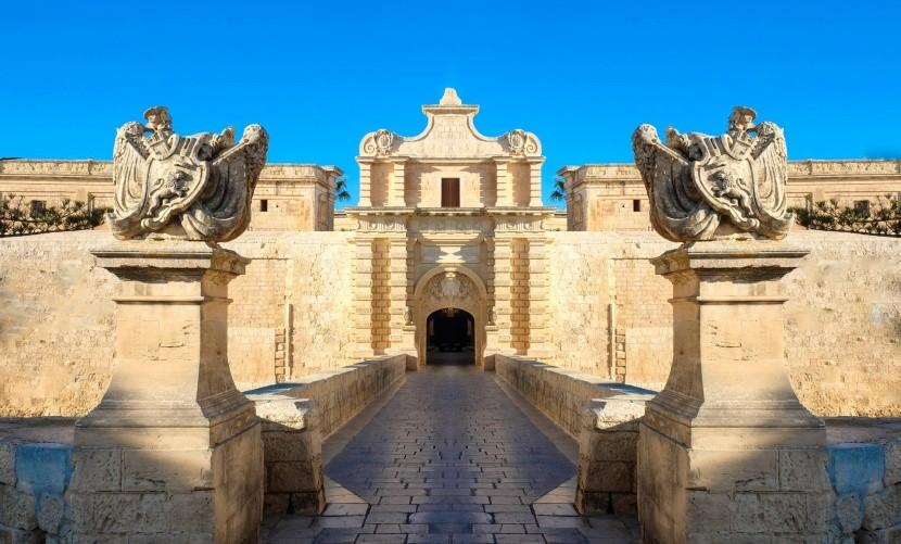 Málta, Mdina