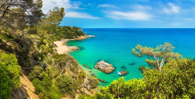 Costa Brava, Spanyolország