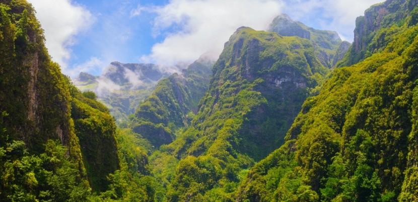 Madeirán a hegyi túrák szerelmese leszel