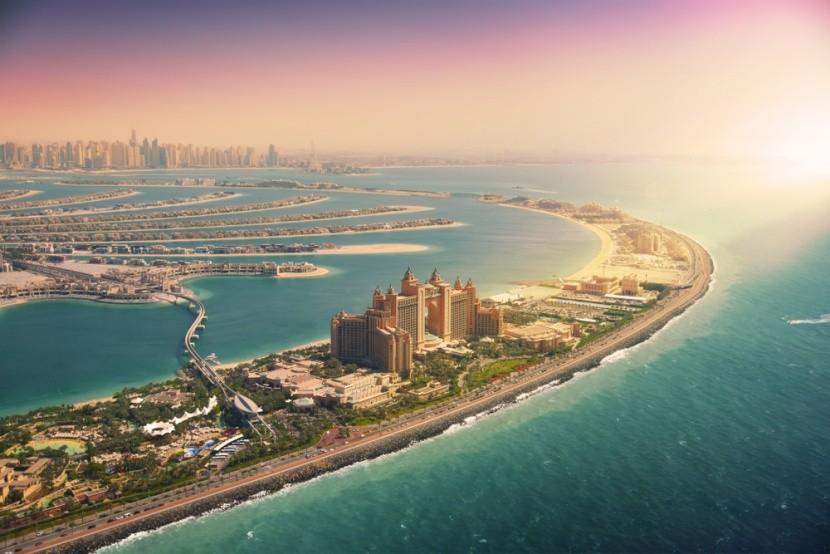 Palm Jumeirah (Pálma-sziget), Dubai