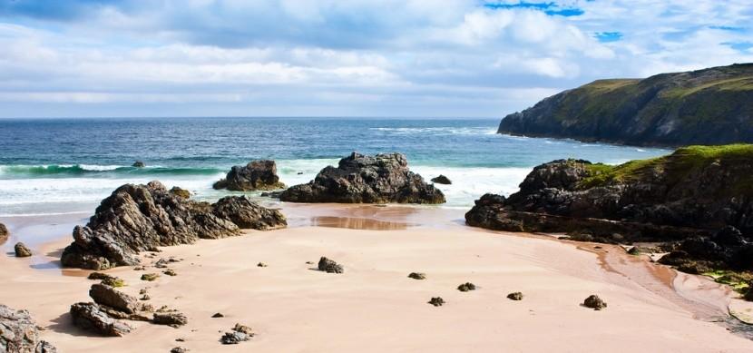 Sandwood Bay, Skócia