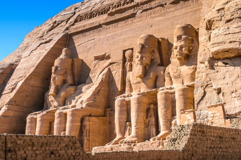 II. Ramszesz fáraó Nagy temploma, Abu Szimbel