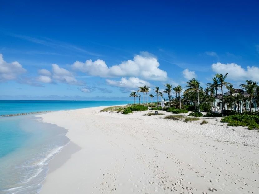 Grace-öböl, Turks és Caicos szigetek