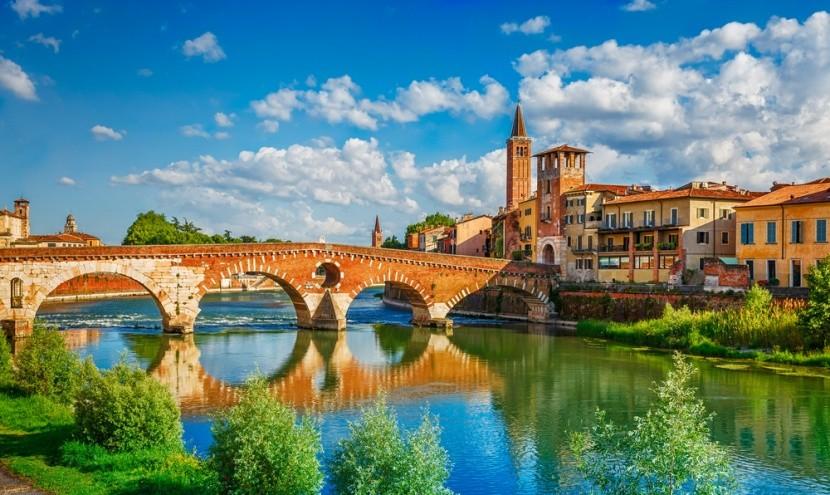 Az idilli Ponte Pietra