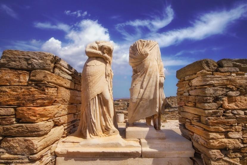 Utazz a görög istenek nyomában