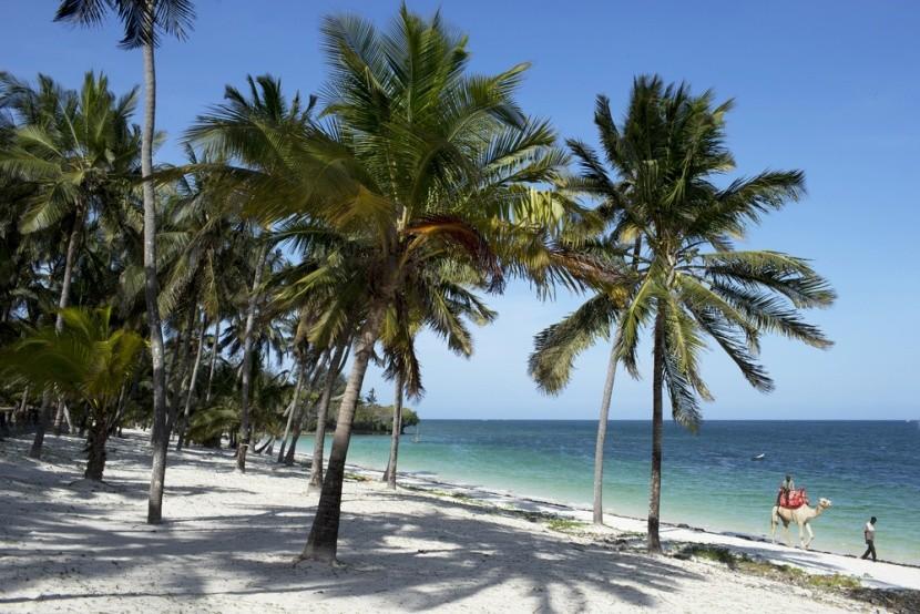 Mombasa Beach, Kenya