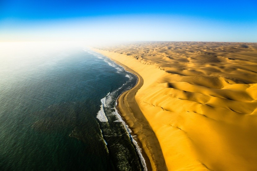 Skeleton Coast, Namíbia