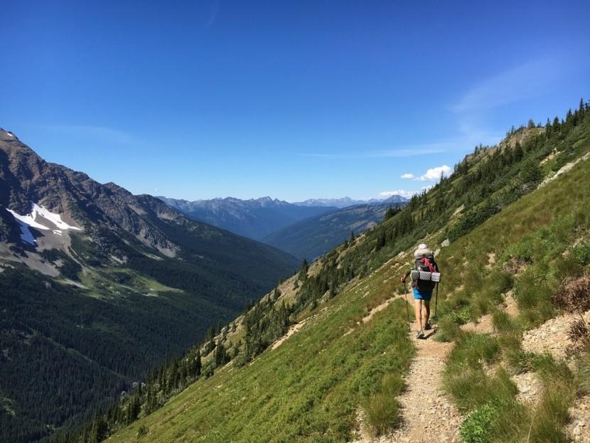 Kalandos túraútvonal: Pacific Crest Trail