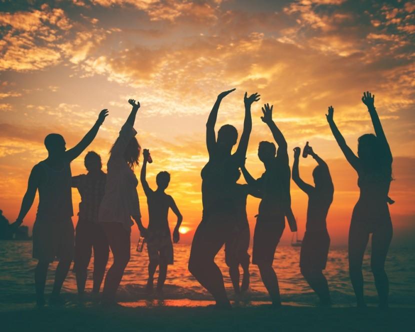 Tengerparton táncolni a legjobb!
