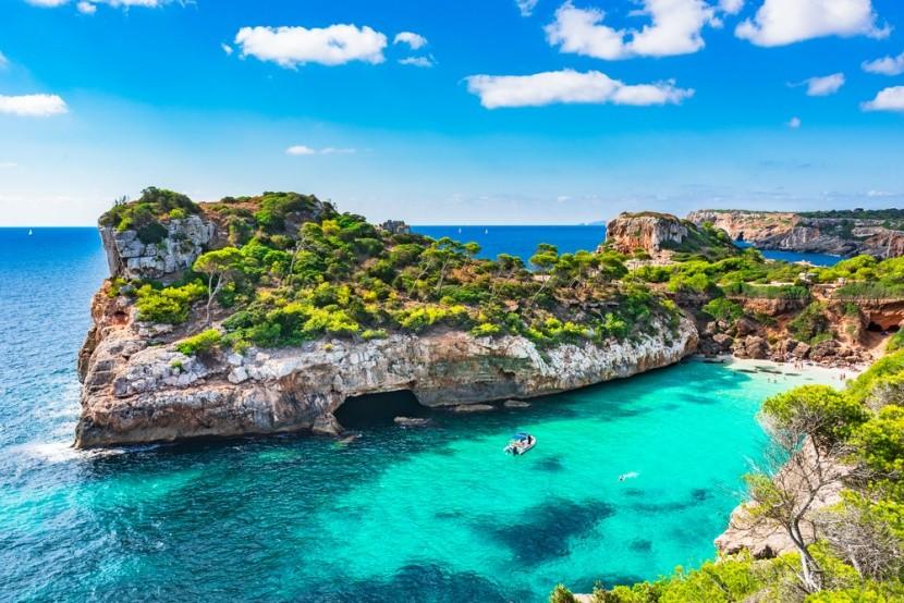 Mallorca, Calo des Moro