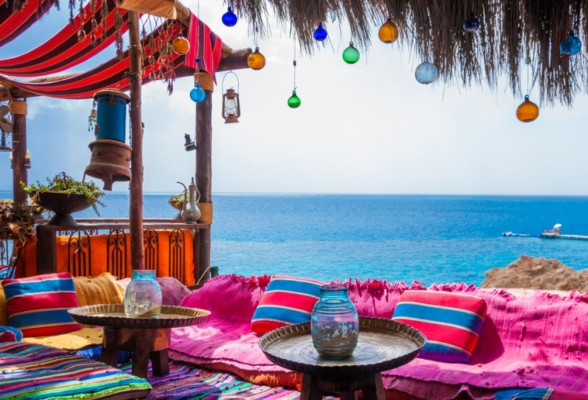 Sharm El-Sheikh és a Vörös-tenger csábítása