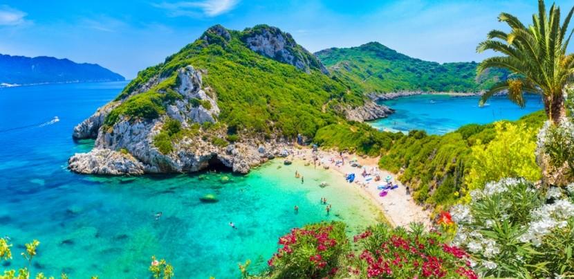 Varázslatos Korfu és a Porto Timoni beach