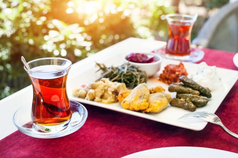 Isztambul, baklava és tea