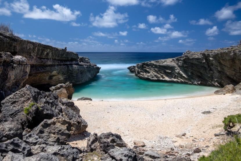 Bouteille part, Rodrigues szigete
