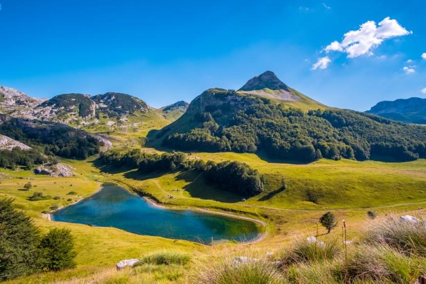 Sutjeska Nemzeti Park, Bosznia-Hercegovina
