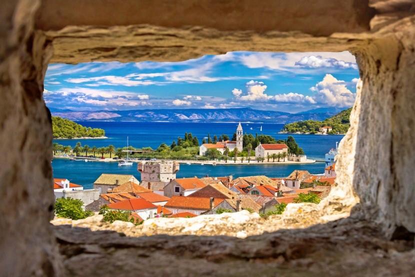 Horvátország: Vis-sziget