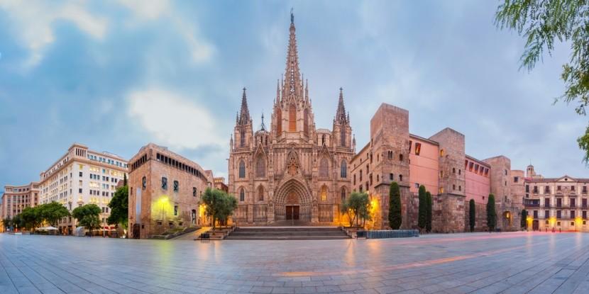 A spanyol Barcelonai Katedrális