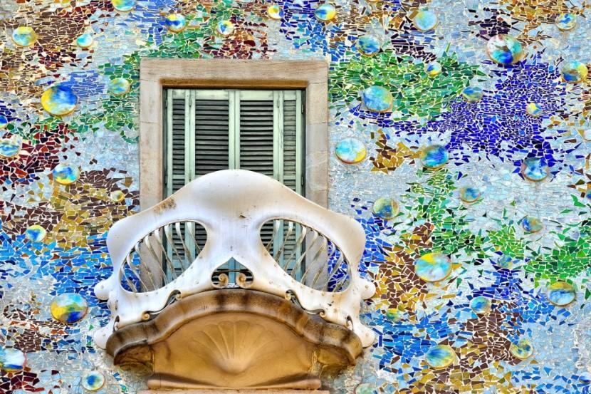 Casa Batlló: Csontok háza