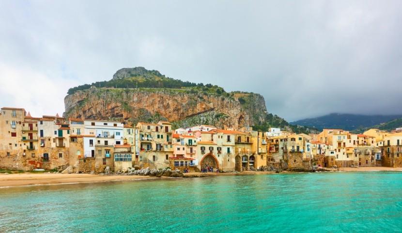 Cefalù, Szicília