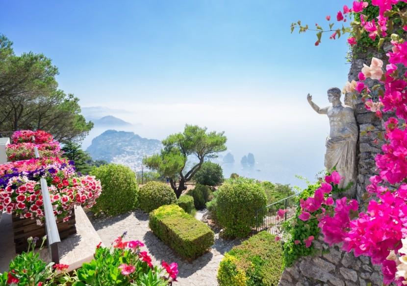 Olazország, Capri