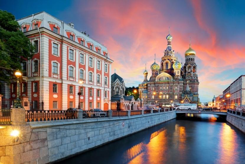Szentpétervár, Oroszország