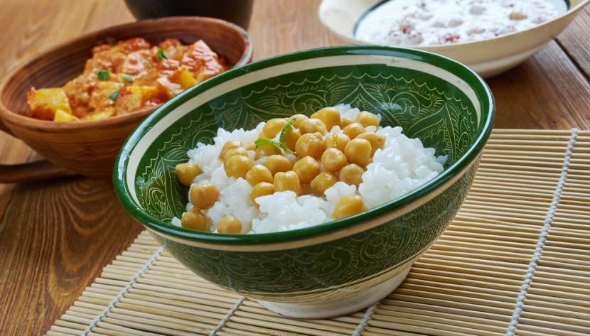 Nohutlu pilav a török finomság