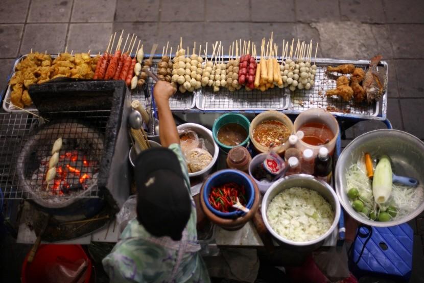 Vietnámi streetfood