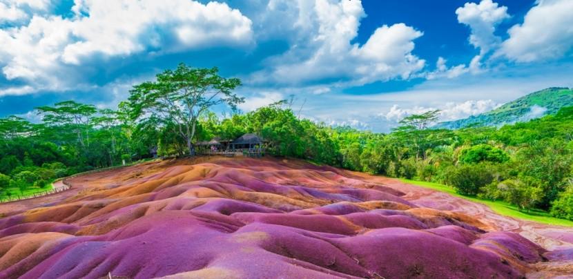 A hétszínű ország Mauritiuson