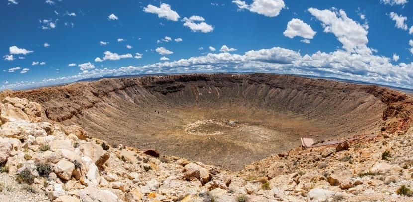 Barringer-kráter, Arizona
