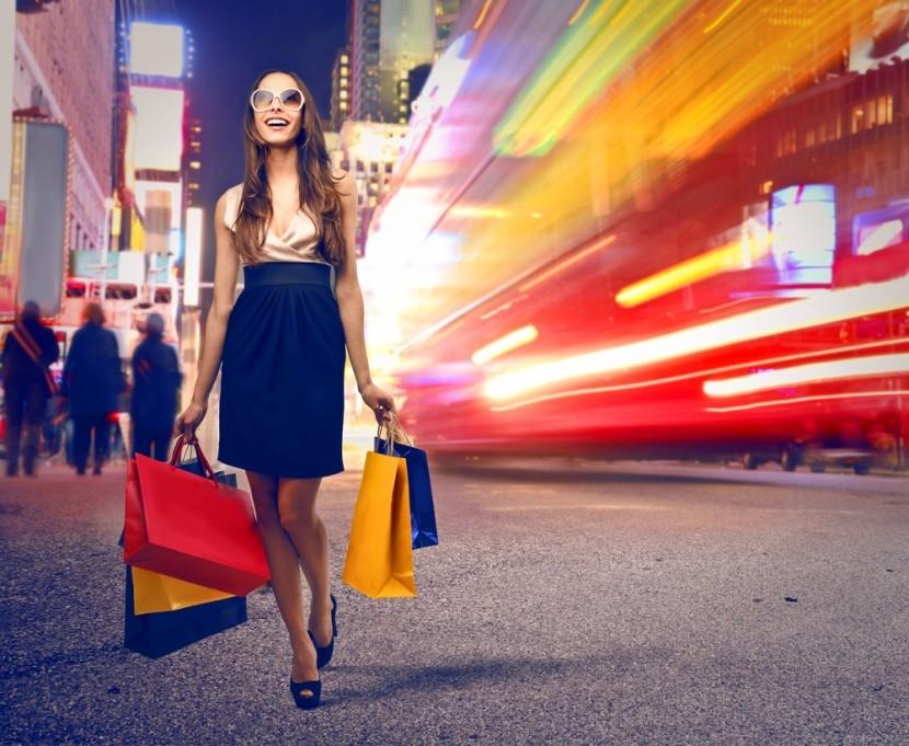 Vásárlás New Yorkban