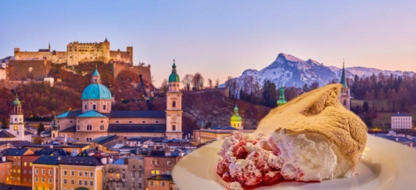 Történelem és gasztronómia Salzburgban