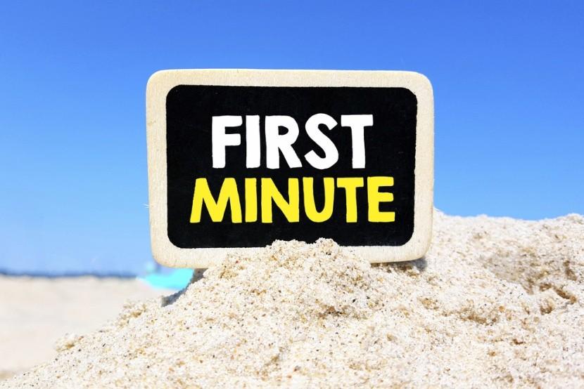 First Minute a legkedvezőbb ajánlatért