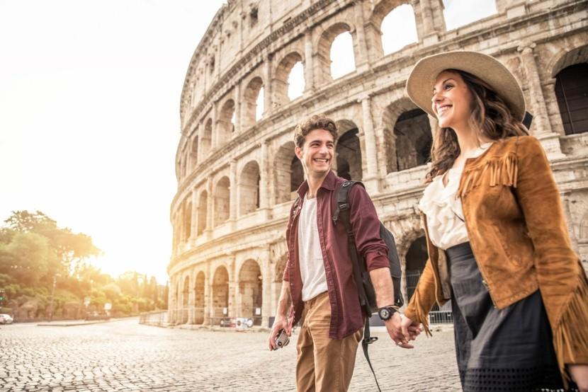 Itália, Róma városnézés