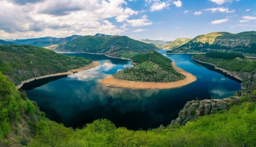 Bulgária, Kurdjali gát