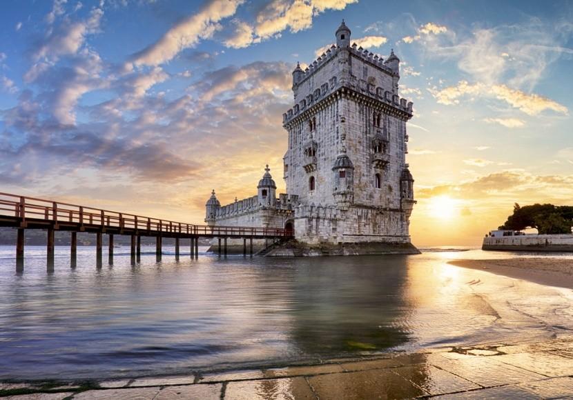 Portugália, Lisszabon, Belém-torony
