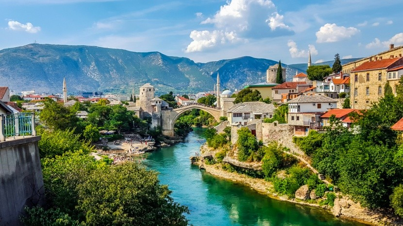 Bosznia-Hercegovina, Mostar