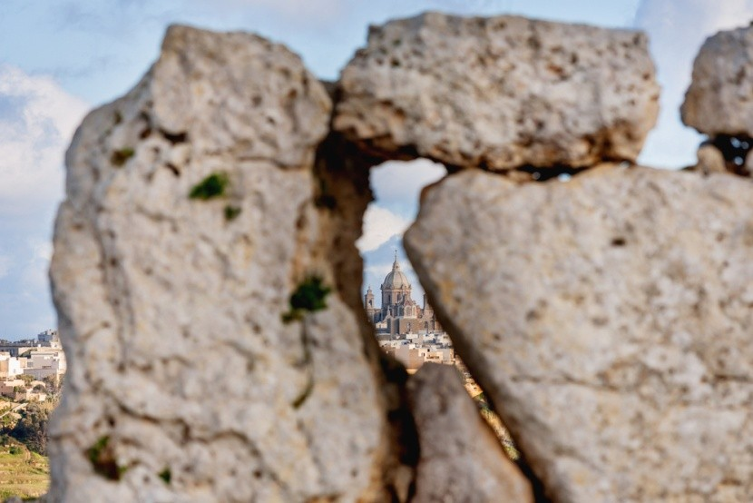 Ggantija megalitikus temploma, Gozo