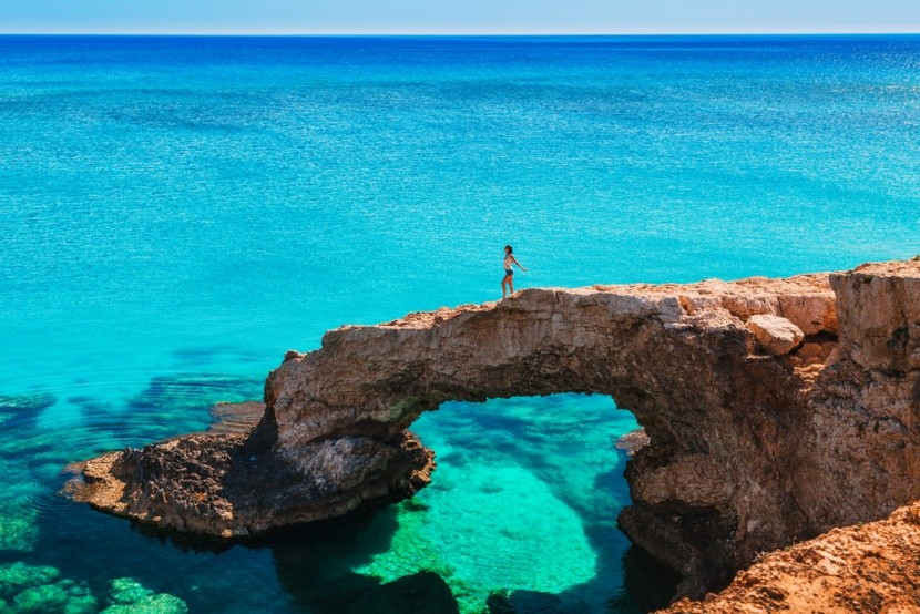Ciprus, Ayia Napa, Cavo Greco