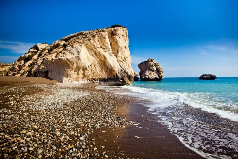 Ciprus, Páfos, Afrodité sziklája