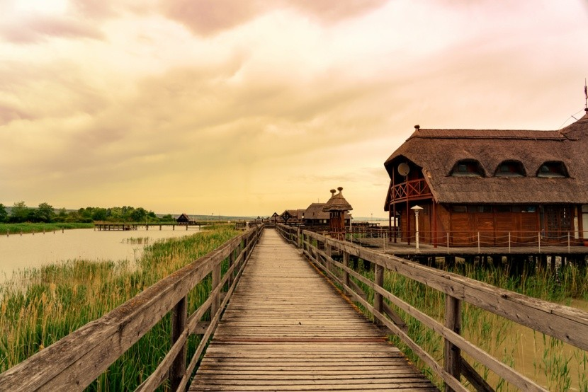 Fertő-tó, Fertőhanság