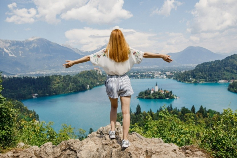 Szlovénia, Bledi-tó