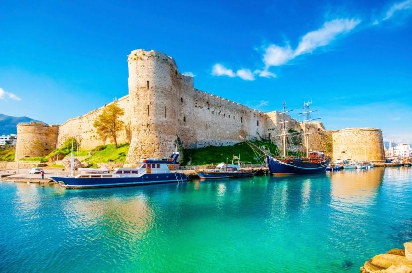 Ciprus, Kyrenia vár