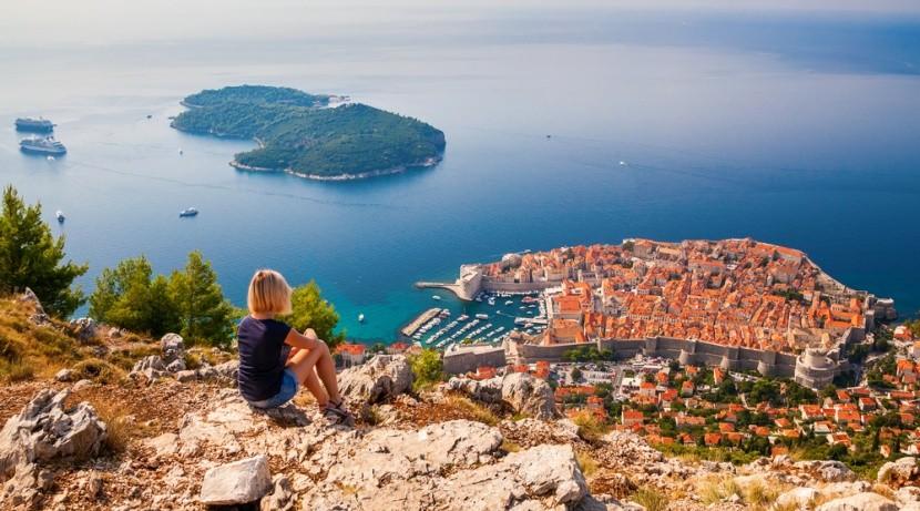 Horvátország, Dubrovnik óváros