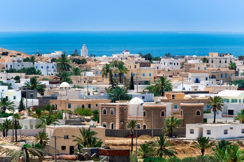 Tunézia, Djerba