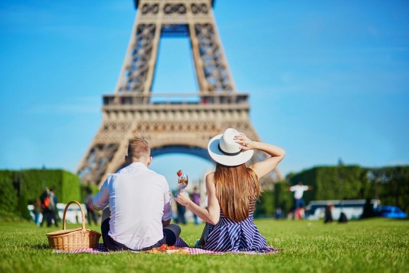 Franciaország, Párizs, Eiffel-torony