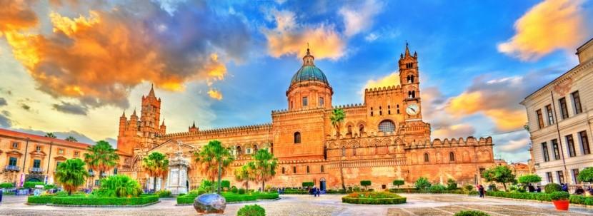 Olaszország, Szicília, Palermo