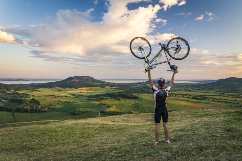 Biciklitúra a Balaton körül